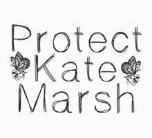 PROTECT KATE MARSH 2K15 T-Shirt