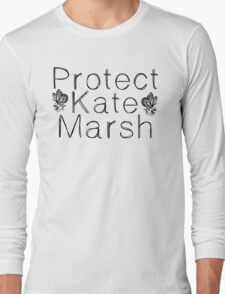 PROTECT KATE MARSH 2K15 Long Sleeve T-Shirt
