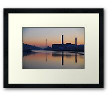 Some Like It Hot! Framed Print