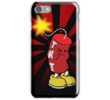 DY-NO-MITE iPhone Case/Skin