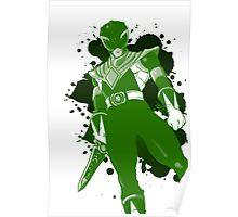 Green Ranger Poster