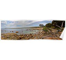 Bunker Bay panorama Poster