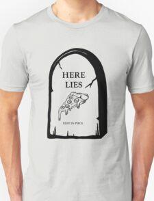 Here Lies Pizza  [ Light Shirts ] T-Shirt