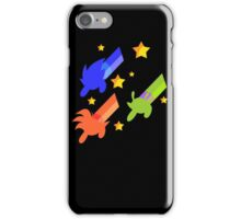 And The Day Was Saved, Thanks to... the Powerpuff Z-warriors ! iPhone Case/Skin