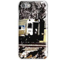 'Coming into the station' iPhone Case/Skin