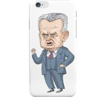 John Diefenbaker, Prime Minister of Canada 1957-1963 iPhone Case/Skin