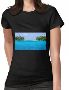 Marshall Islands 2 Womens Fitted T-Shirt