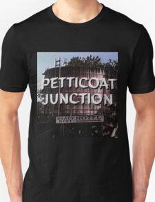 Petticoat Junction water tower Unisex T-Shirt