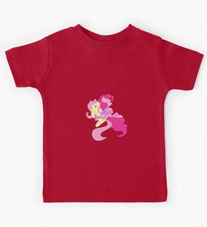 Pinkie Pie and Fluttershy Kids Tee