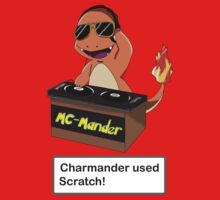 Charmander Used Scratch! by Kitsuneace
