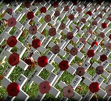 ~ Lest We Forget ~ by LeeoPhotography
