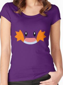 Pokemon - Mudkip / Mizugorou Women's Fitted Scoop T-Shirt