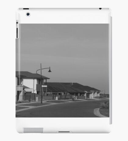 Thwaites Road detail iPad Case/Skin