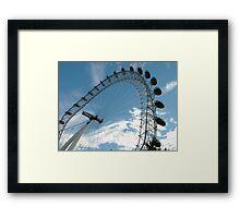 Bendon Eye Framed Print