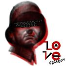 Love Freedom by beatbeatwing