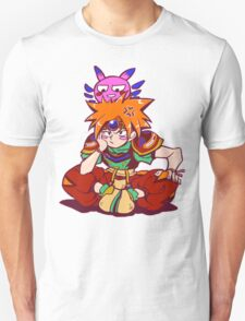 Terranigma, Ark and Yomi T-Shirt