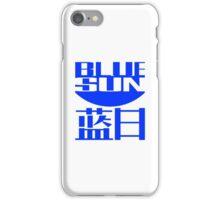 Blue Sun iPhone Case/Skin