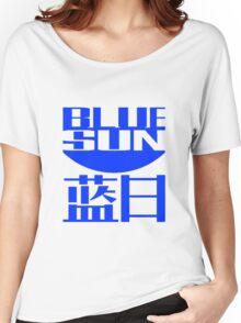 Blue Sun Women's Relaxed Fit T-Shirt