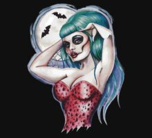 Gothabilly night of the dead T-Shirt