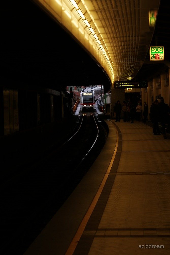 The Tube by aciddream