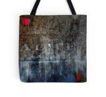Superimposed Sorrow Tote Bag