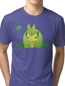 Swaddled Swadloon of the Cuddles Tri-blend T-Shirt