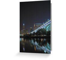 Qintessential Cleveland #5 Greeting Card