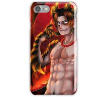 The Fire Dragon iPhone Case/Skin