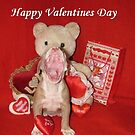 I Said &quot;Happy Valentine&#x27;s Day!!!&quot; by Ginny York