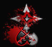 Kingdom Hearts Heartless x Nnobody by Blindlai