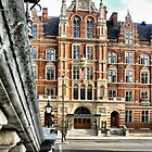 Royal College of Music, London by David Bradbury