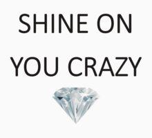 Pink Floyd - Shine On You Crazy Diamond Kids Clothes