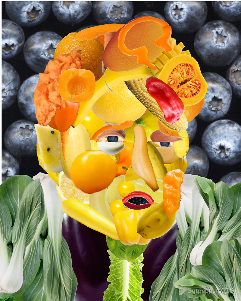 Veg Head by Sgtpeppers509