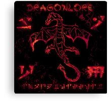 dragonlore Canvas Print