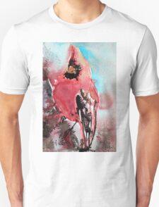 Cardinal bird Unisex T-Shirt