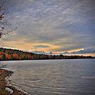 New York's Salmon river reservoir  I by PJS15204