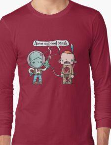 Not Cool Long Sleeve T-Shirt