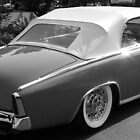 53 convertible-blk and wht by Darrell-photos