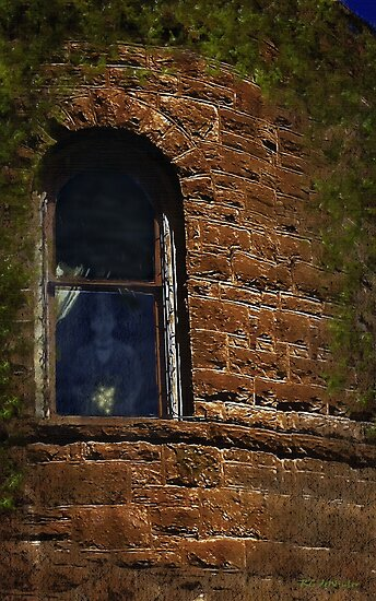 The Shade of Osborne House by RC deWinter