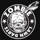 Zombie Lawn Darts by ZugArt