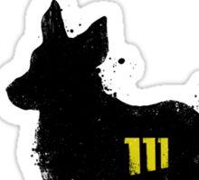 That Dog, Though. Sticker