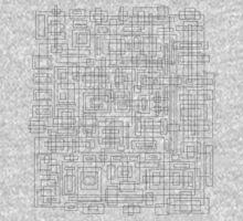 Blocks Udesign  One Piece - Long Sleeve