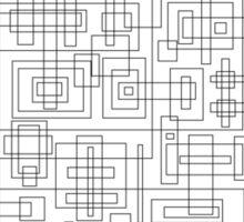 Blocks Udesign  Sticker