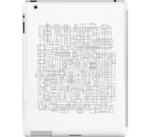 Blocks Udesign  iPad Case/Skin