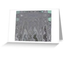 Astro Wave 5b Greeting Card