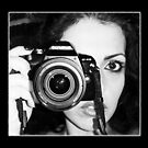 the woman behind the lens by Angel Warda