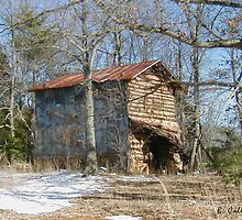 original tobacco barn photo by BCallahan