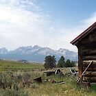 Sawtooth Cabin and Ranch by Darrell-photos