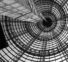 Shot Tower in Melbourne by Gil Gordon
