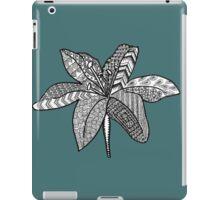 Zen lily iPad Case/Skin